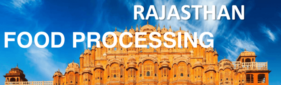 Food Processing Industries in Rajasthan