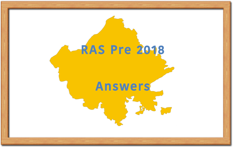 Ras 2018 pre answer key solutions rajras fandeluxe Image collections