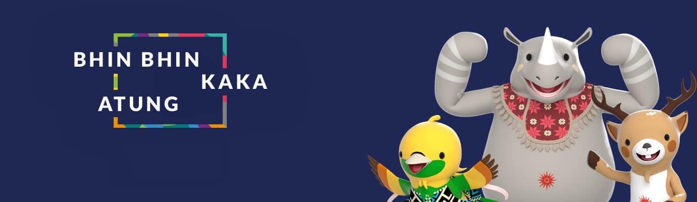 Mascots Asian Games 2018