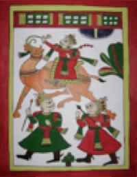 Phad Folk Art