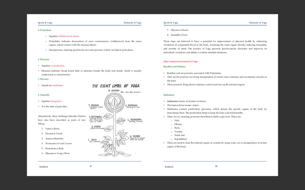 Ras Mains 2018 Sports and Yoga Download PDF