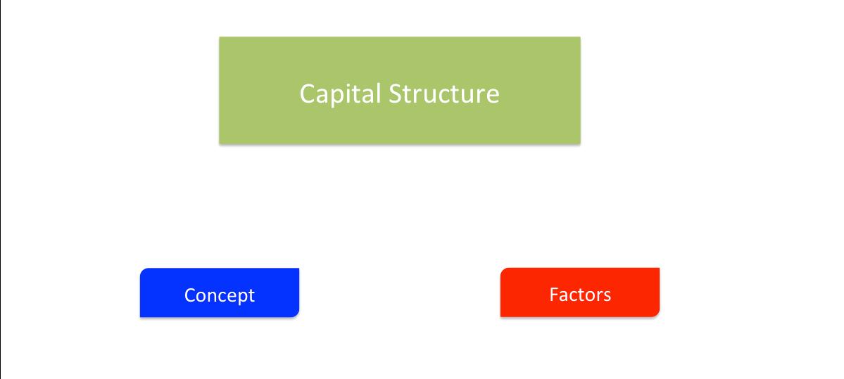 Capital Structure - Concept, Factors