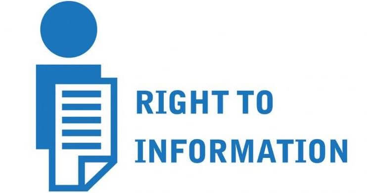 Right to Information RTI Act 2005