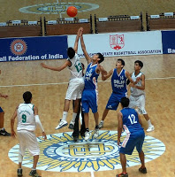 Basketball State Game of Rajasthan