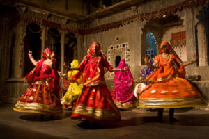 Ghomar State Dance of Rajasthan