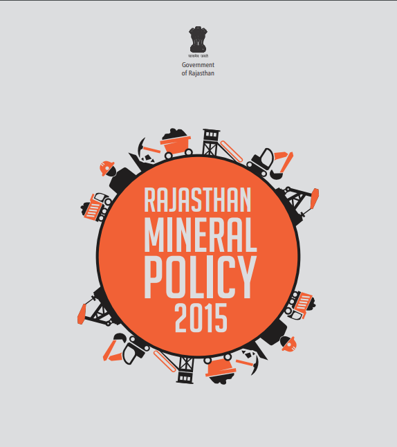 Rajasthan Mineral Policy 2015
