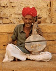 Kamaycha - Music Instruments of Rajasthan