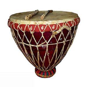 Nagada Dhol - Music Instruments of Rajasthan