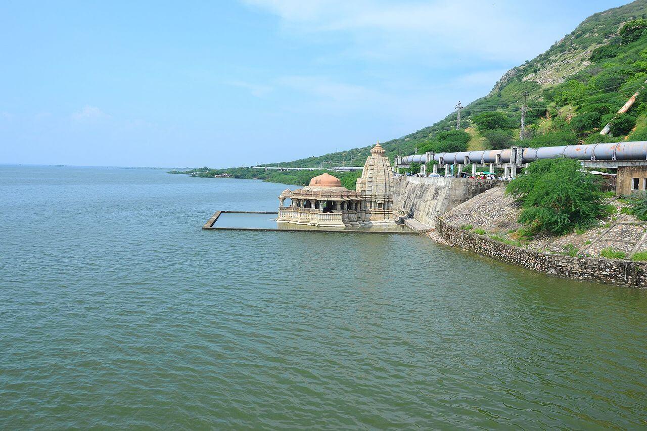 Bisalpur Conservation Reserve - Bisaldeo Temple