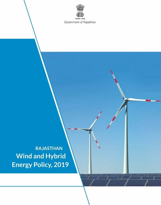 RAJASTHAN WIND AND HYBRID ENERGY POLICY 2019 (1)