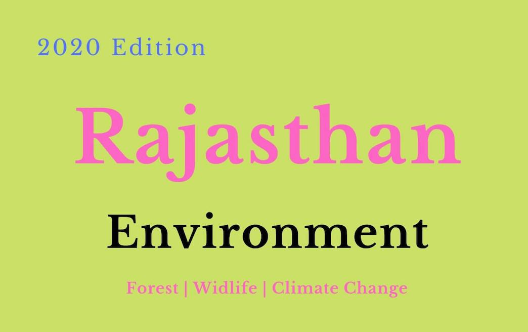 Rajasthan Environment PDF