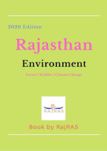 Rajasthan Environment Wildlife Forest Policies Acts