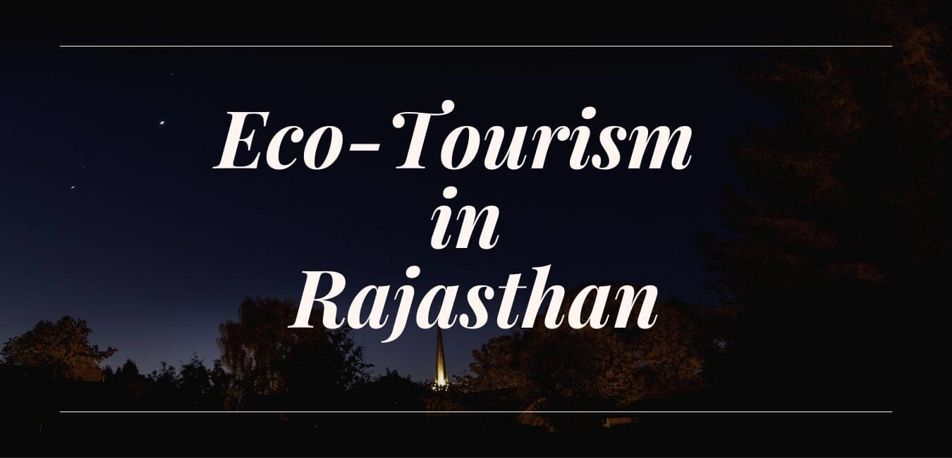 Eco-Tourism in Rajasthan