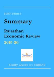 Economic Review Summary 2019-20