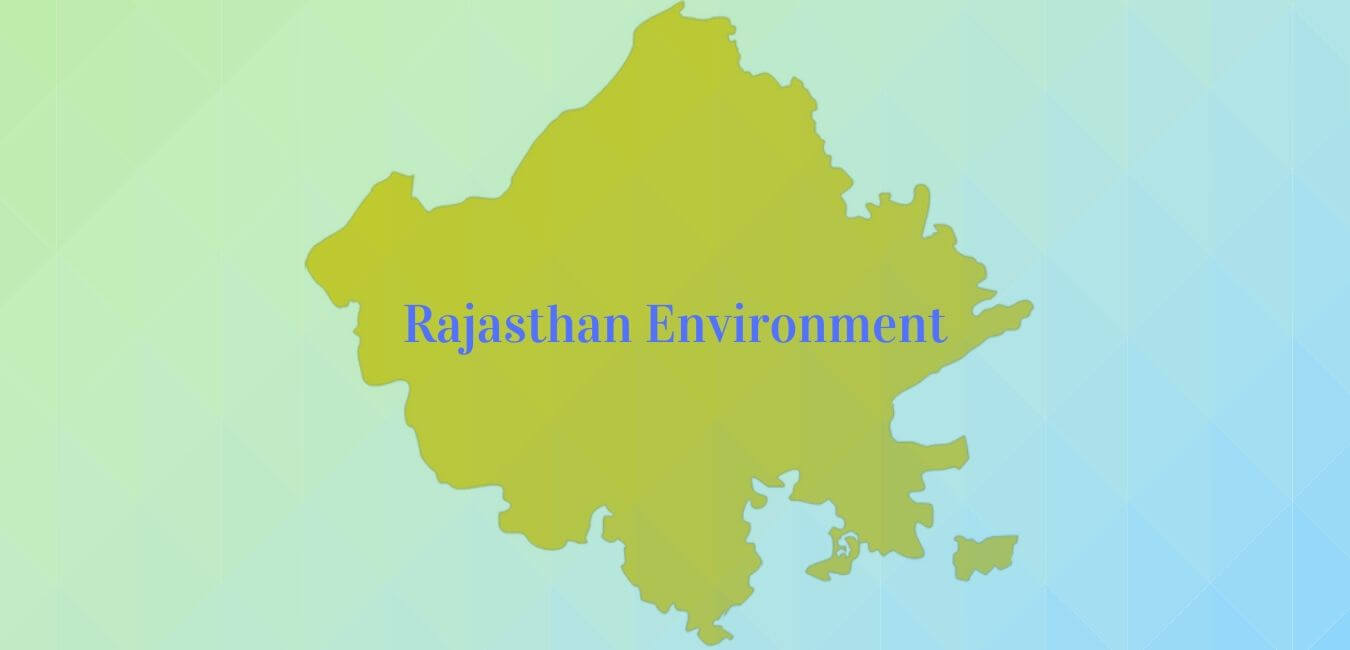 Rajasthan Environment