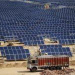 Bhadla Solar Park | World's largest Solar Park