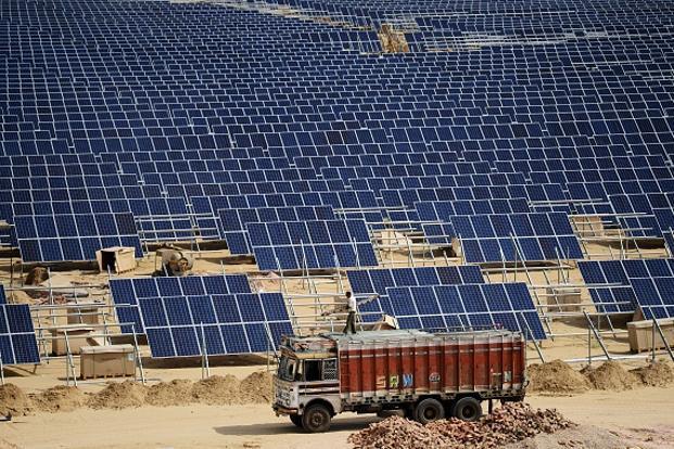 Bhadla World's Largest Solar Park - RajRAS
