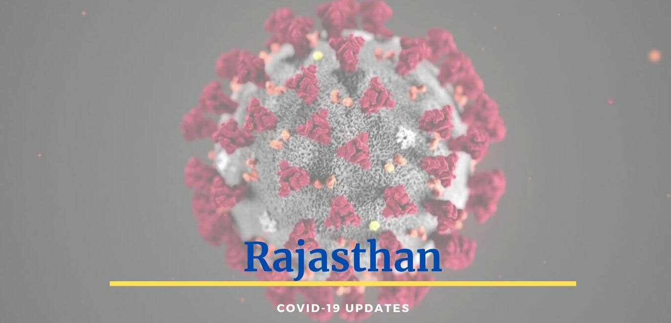 Coronavirus in Rajasthan | COVID 19| Corona Virus in Rajasthan