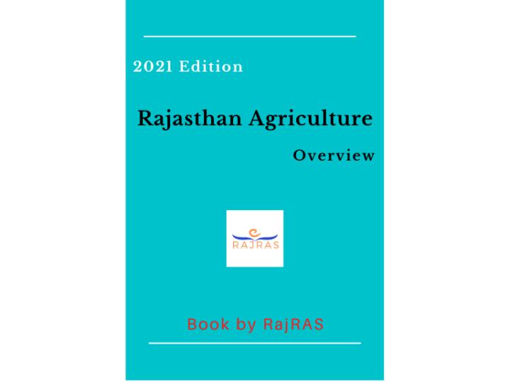 Rajasthan Agriculture PDF Download