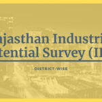 Rajasthan Industrial Potential Survey IPS Districtwise