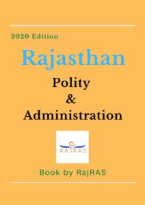 Rajasthan Polity Administration PDF