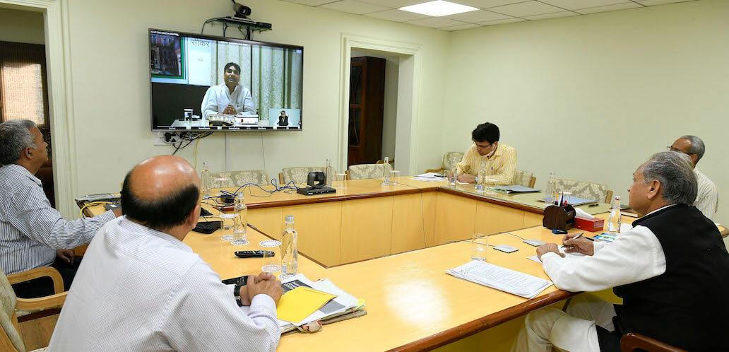 Covid19 Rajasthan: CM Direction on School Fees