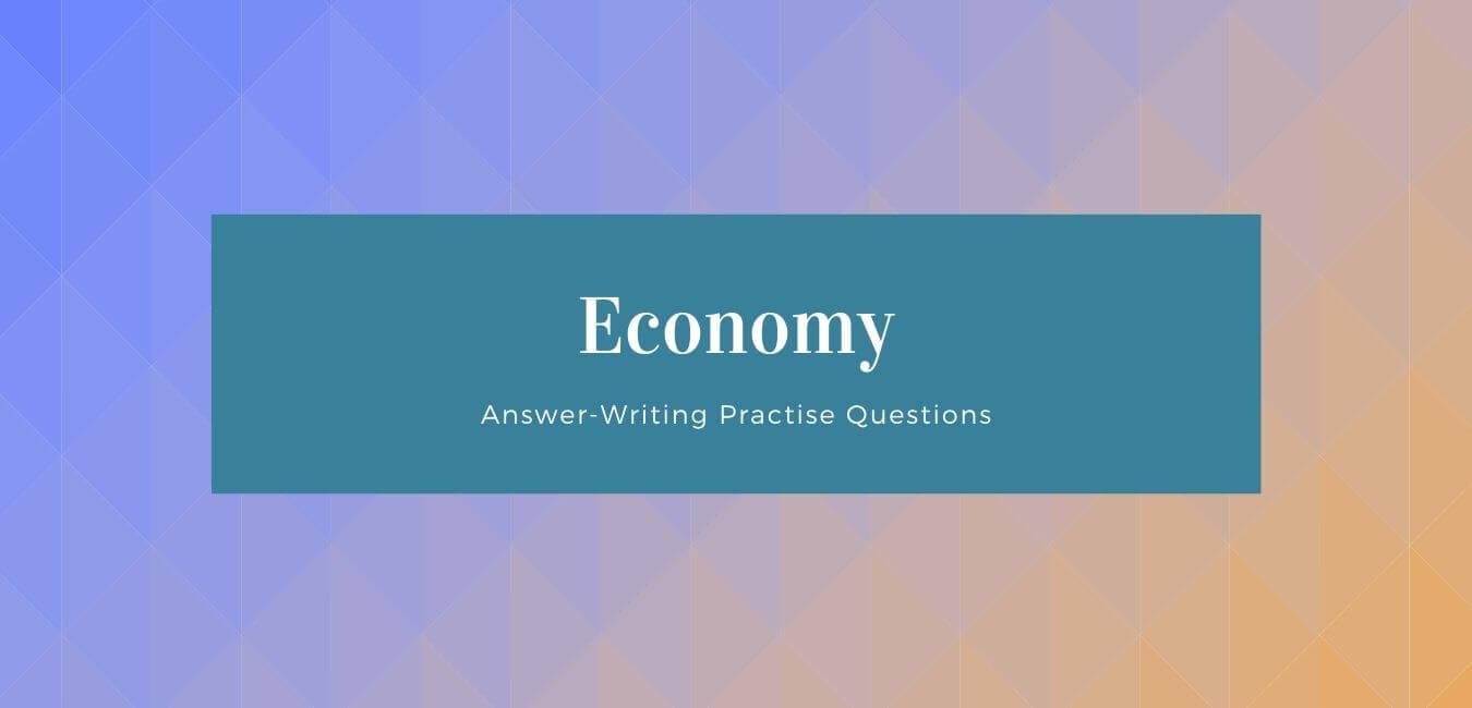 RAS Mains Questions on Economics