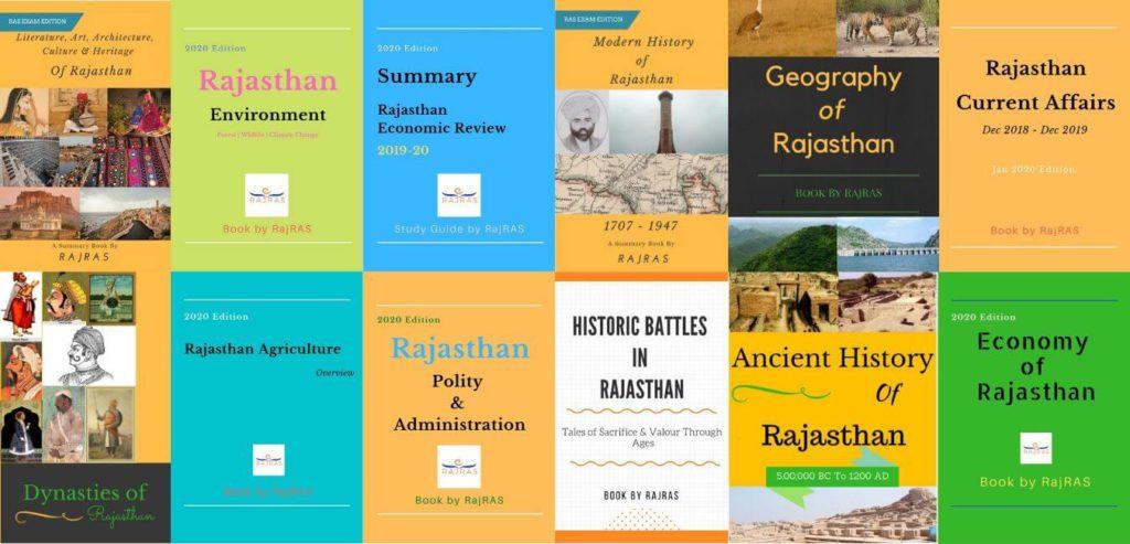 RajRAS RAS Pre 2020 PDF Download Free