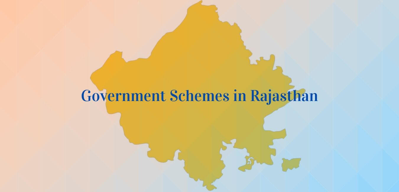Government Schemes in Rajasthan