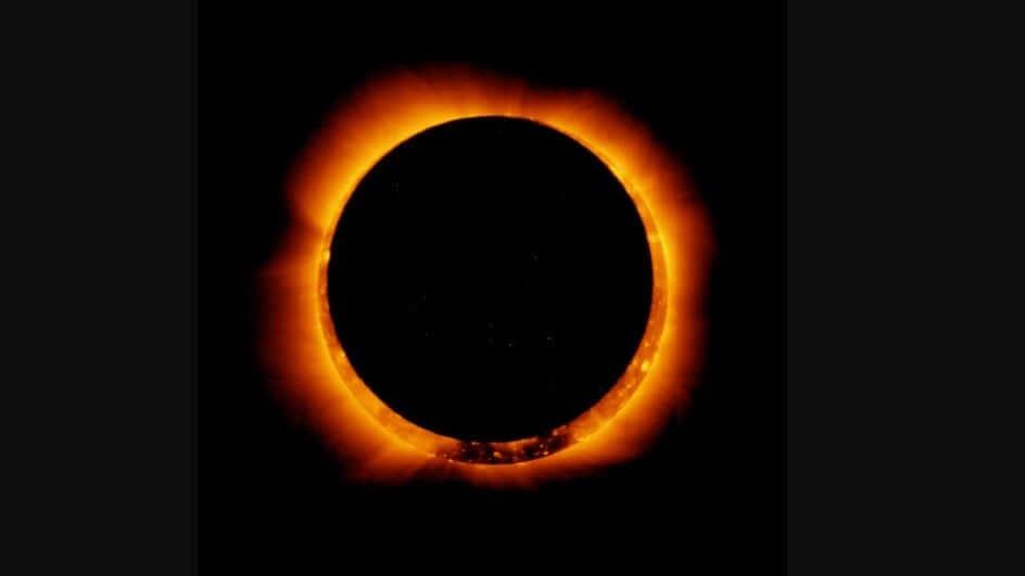 21 June 2020 Solar Eclipse | Annular Solar Eclipse
