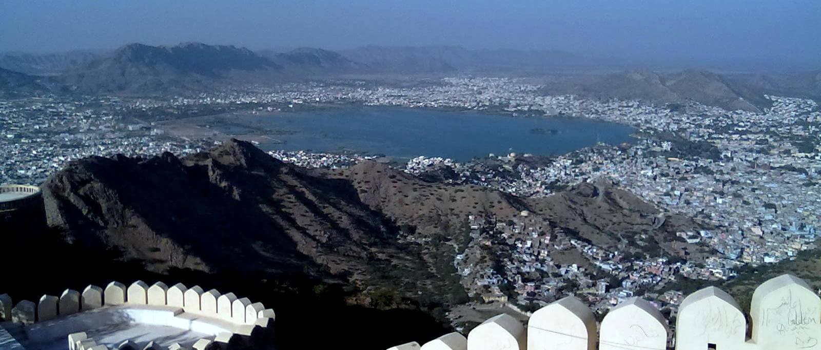 Ajmer: History, Geography, Places to See
