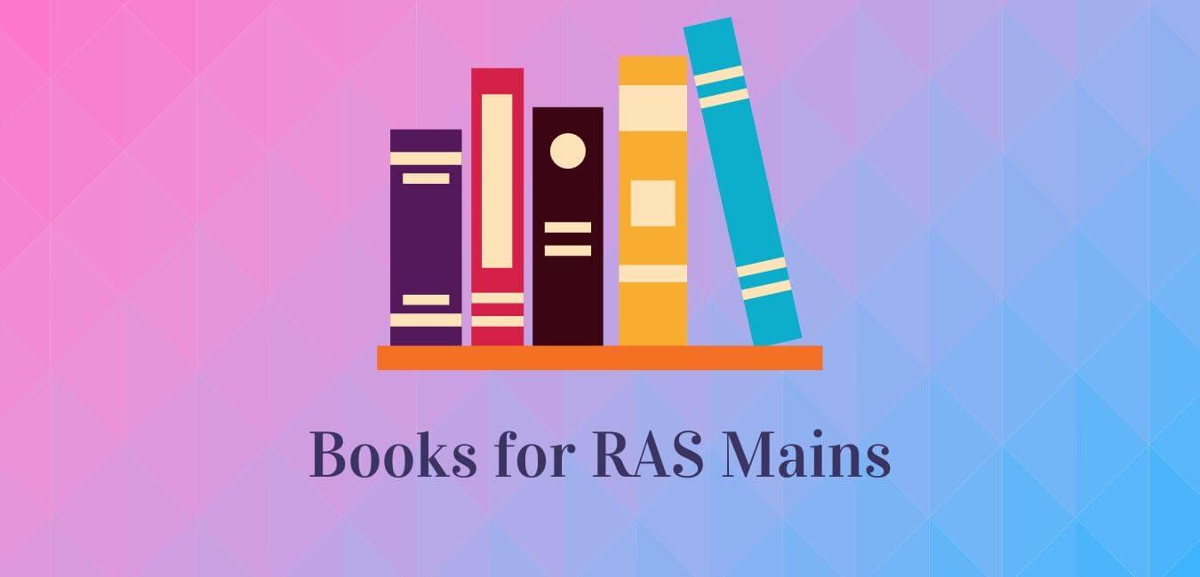 RAS Mains Books