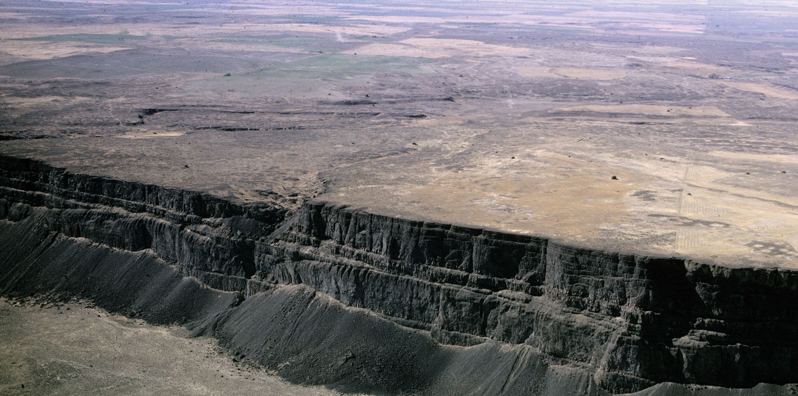 Columbia Plateau Plateaus of the world