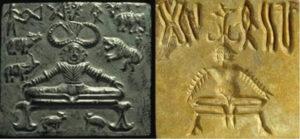 Yoga Seals Indus Valley Civilization
