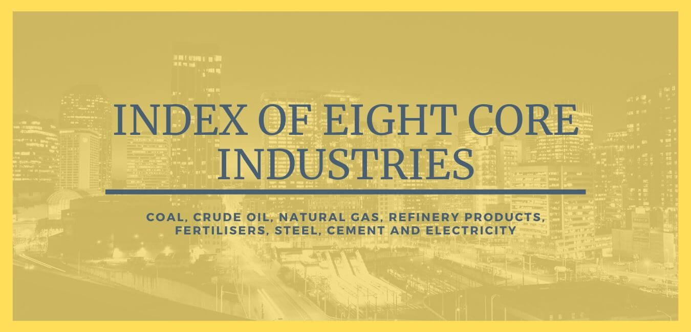 Index of eight core industries ici details