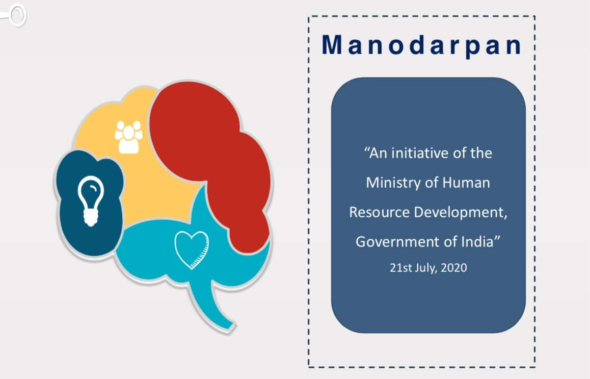 Manodarpan Initiative by MHRD