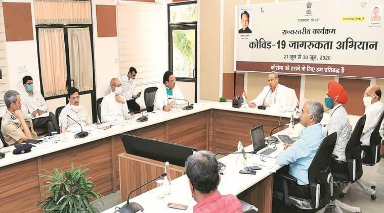Rajasthan government to launch Indira Rasoi Yojana