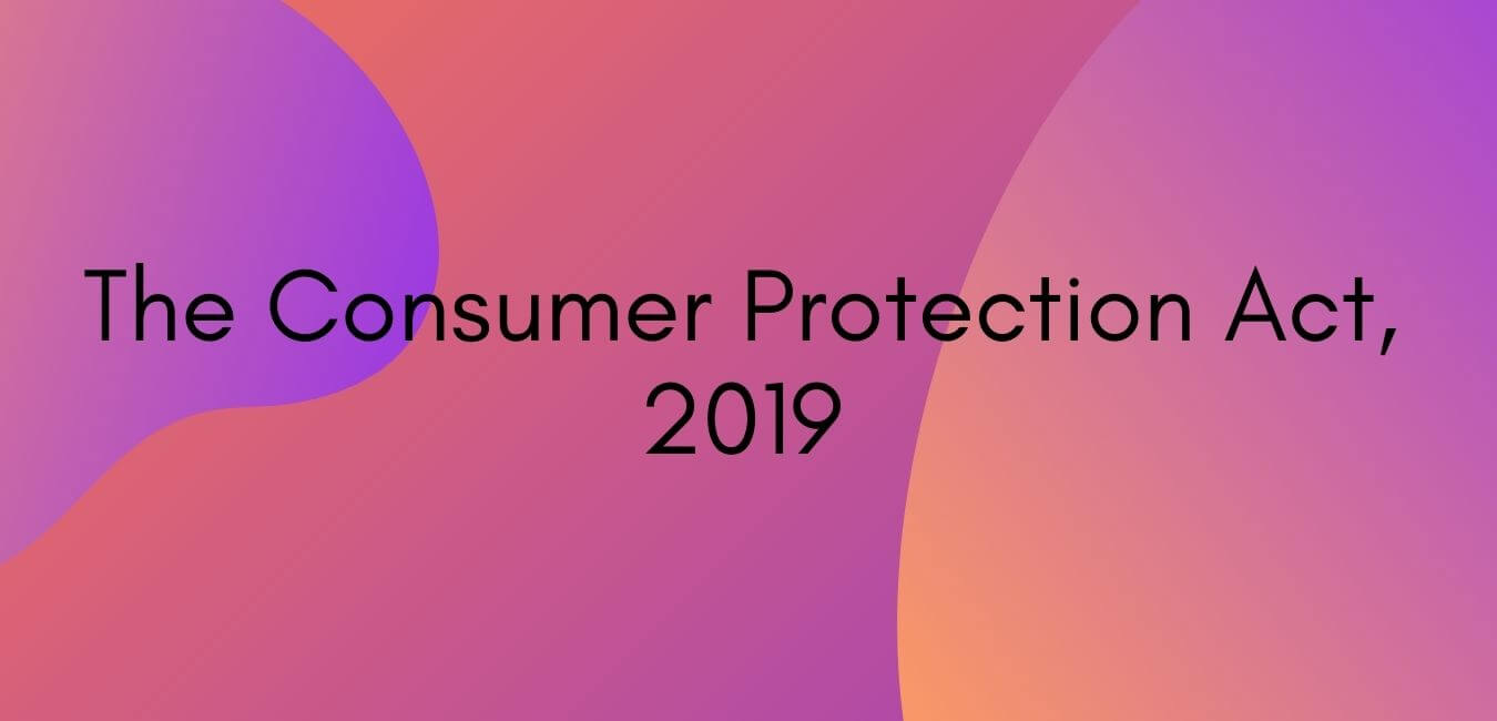 Consumer Protection Act 2019 Summary   Download PDF