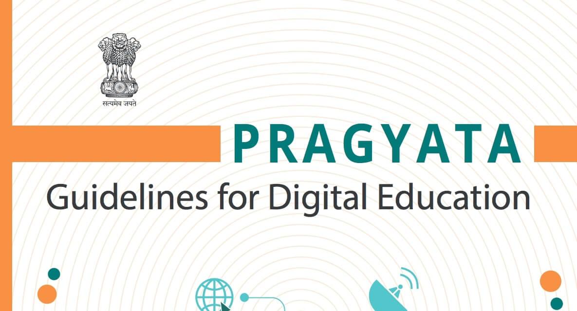 Union HRD Minister releases PRAGYATA Guidelines on Digital Education