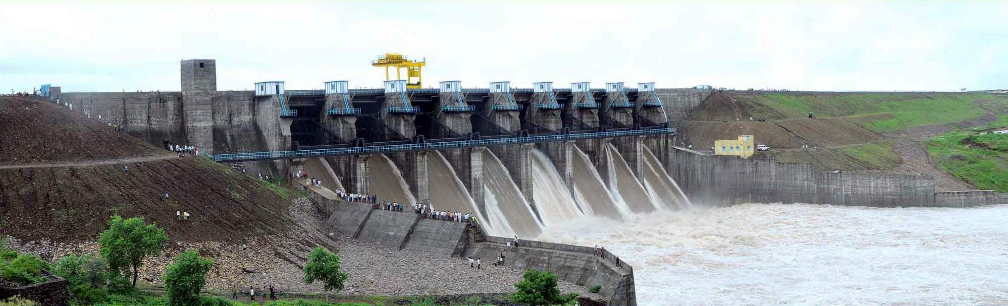 Mahi River Origin, Tributaries, Basin, Dams & Concerns