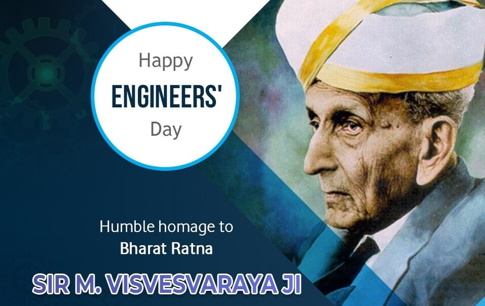 Engineer's Day celebrated on 15th September