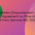 Farm Services Bill 2020