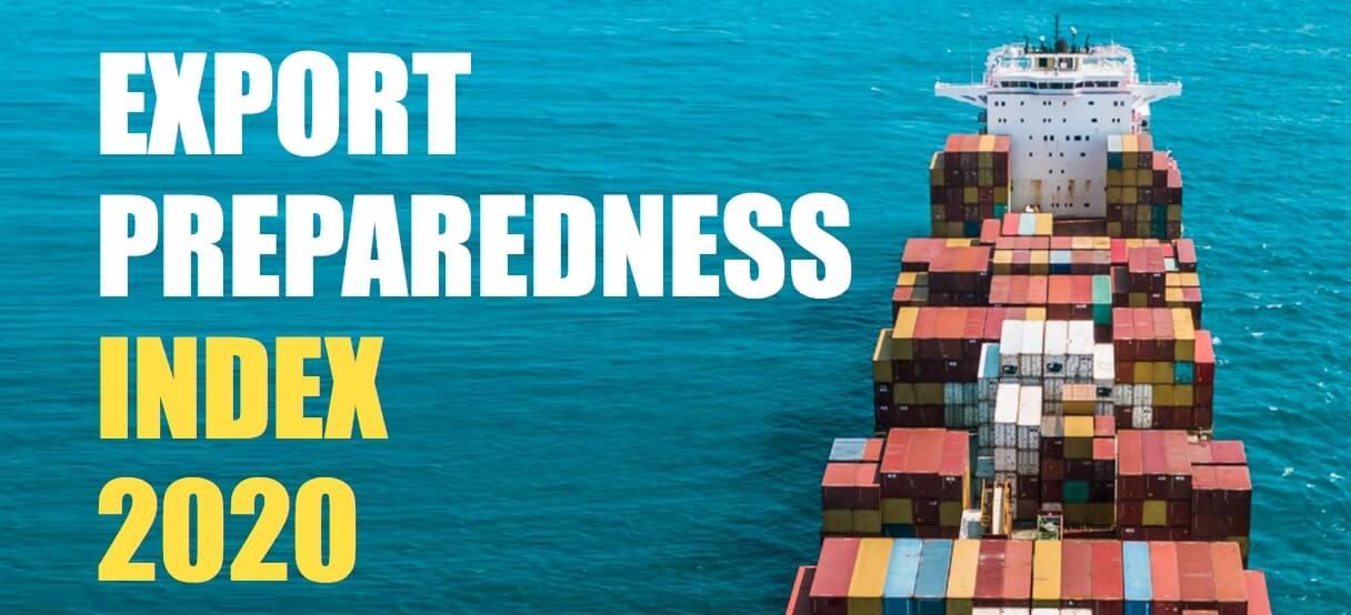 Niti Aayog Export Preparedness Index 2020