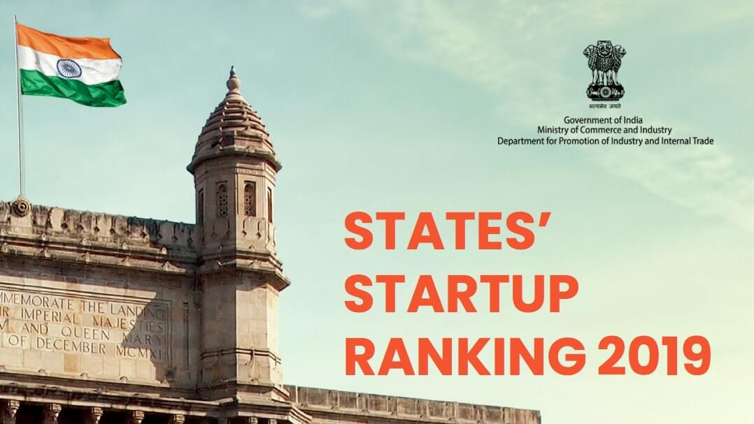 Indian States Startup Ranking 2019: Summary Report