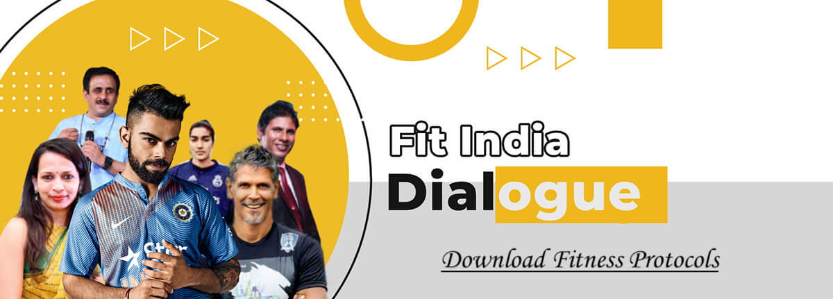 fit India movement fitness protocols released