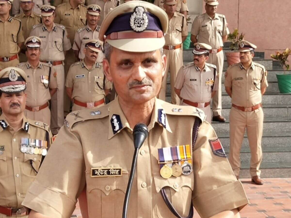 Ex-DGP Dr. Bhupendra Singh appointed new RPSC Chairman