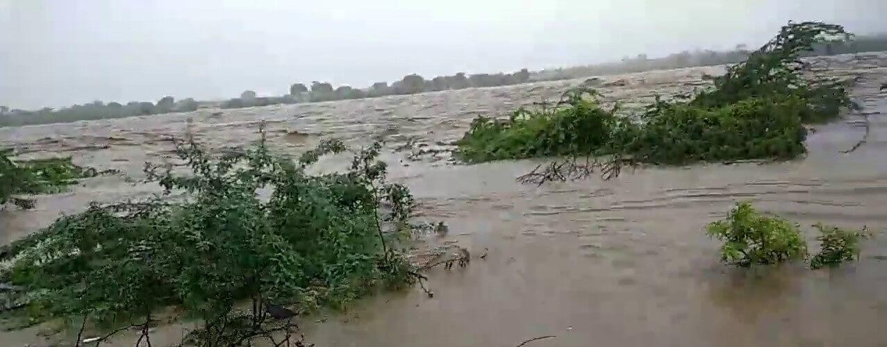 West Banas River: Origin, Tributaries, Dams
