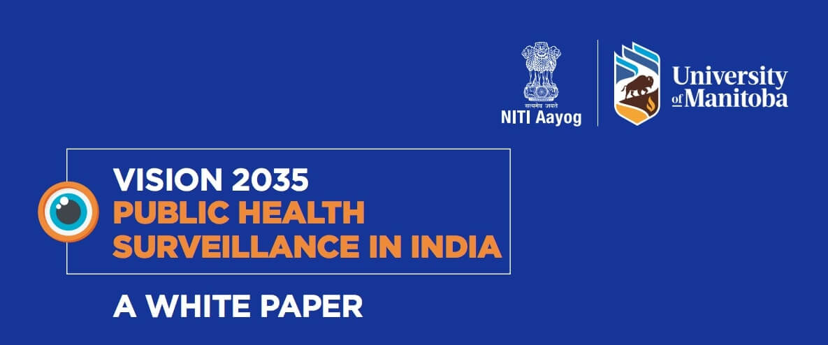 NITI Aayog releases – Vision 2035: Public Health Surveillance in India