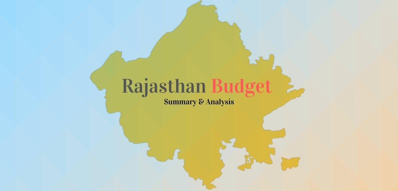 Rajasthan Budget 2021