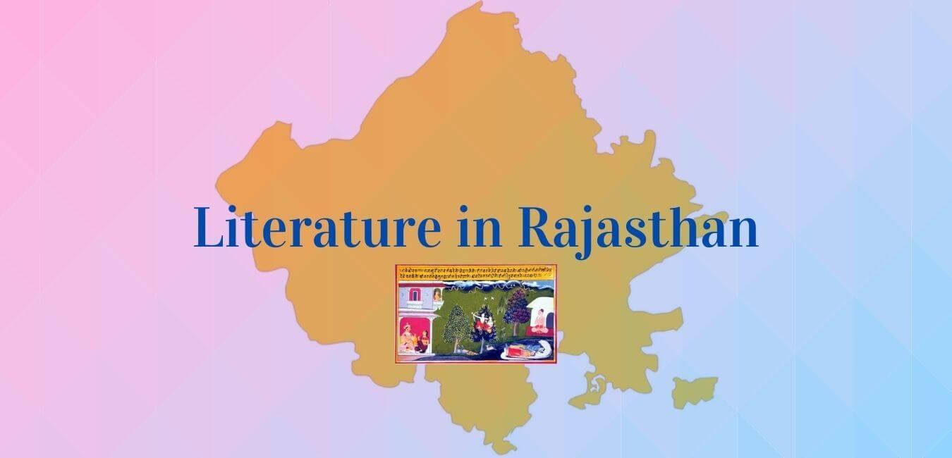 Literature in Rajasthan